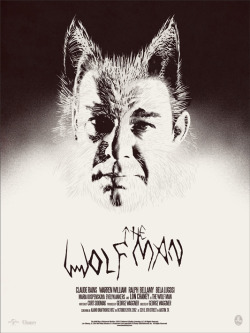 The Wolfman And another beauty for The Wolfman (1941)…   View Postshared via WordPress.com