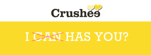 just signed up to find new people to crush on at www.crushee.com