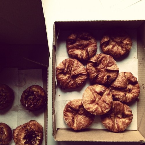 [thisisnotgood.com] Shooting pastries for Williams Sonoma #butterisbetter