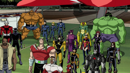 "Images, Video Clip From ""The Avengers: Earth's Mightiest Heroes"" Series Finale Episode http://marvel.toonzone.net/news.php?action=fullnews&id=908"