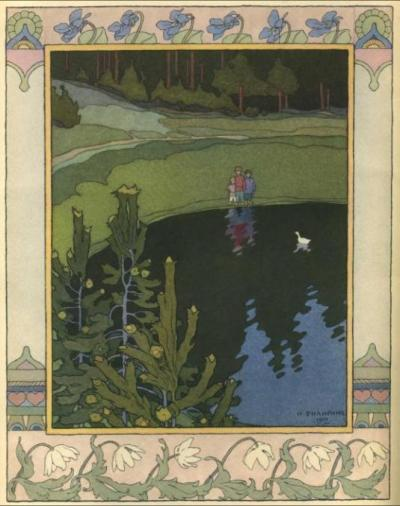 White Duck, 1902Illustrations by Ivan Bilibin