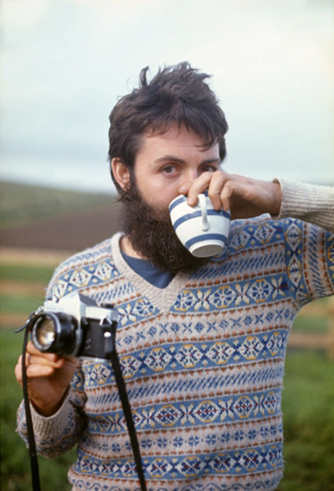 Paul McCartney, Scotland © Linda McCartney