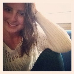 Finally able to break out the big cozy sweaters! #fall #cozy #chillydays #sweater