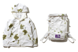 itspersonalcretins:  North Face Purple Label - White Collection Autumn/Winter 2012