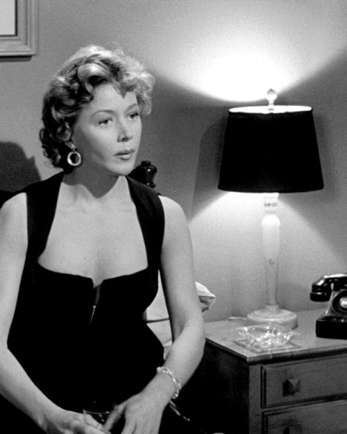 Gloria Grahame in The Big Heat (1953).
