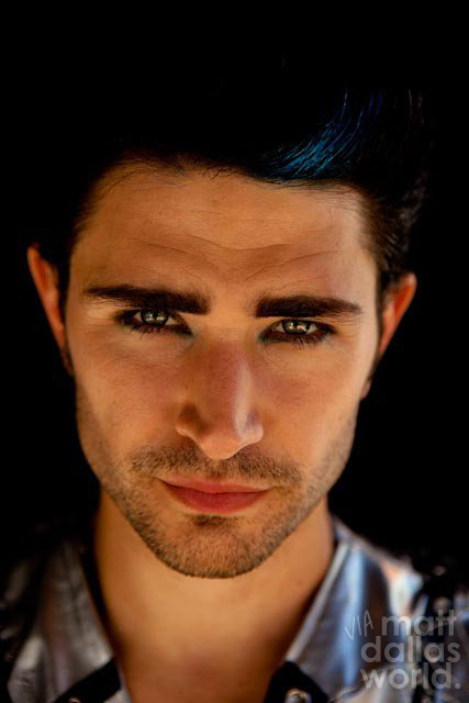 Click here to watch Matt Dallas as HIM/Max in the amazing musical indie film You, Me & The Circus now available on HULU! Written/directed by Ty Hodges and produced by Omar Epps.  MDW main site . Twitter . Facebook Page . YouTube Channel . Pinterest (Photo: Sam Fielding)
