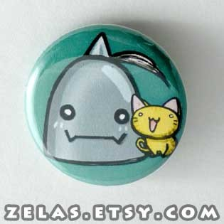 doctormoo:  Sweet Alphonse Elric button!  Find more cute buttons here!