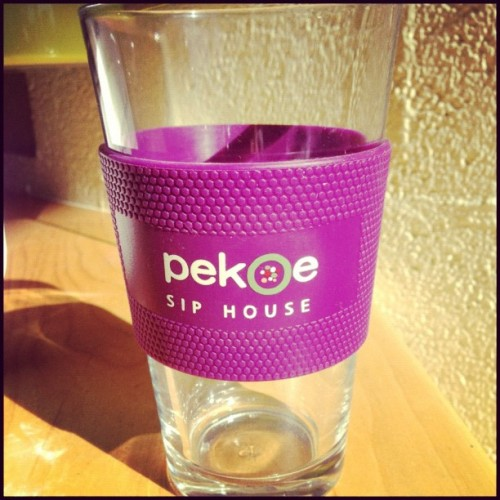 Did you have your Pekoe today?