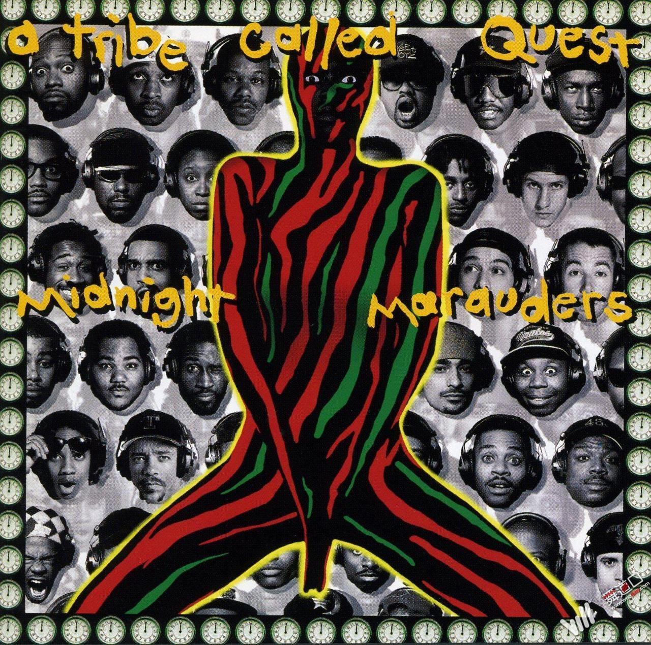 BACK IN THE DAY |11/9/93| A Tribe Called Quest released their third album, Midnight Marauders, on Jive Records.
