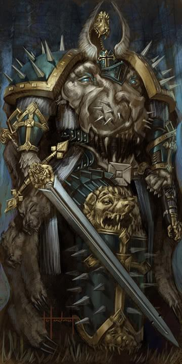 I need this armour in my life! Lion El'Jonson, beast.