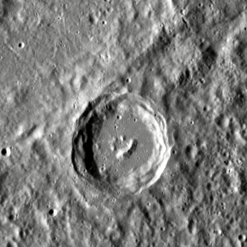 Smiley!  samaralex:  : ) on Mercury