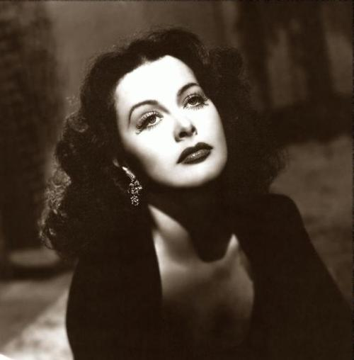 "the-asphalt-jungle:  Happy Birthday, Hedy Lamarr - (November 9th, 1913 - January 19th, 2000) ""I appreciate subtlety. I have never enjoyed a kiss in front of the camera.  There is nothing to it except not getting your lipstick smeared."""
