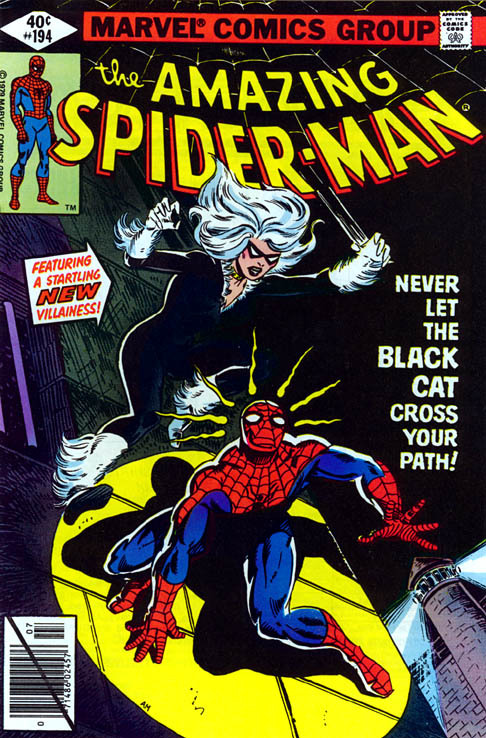 First Appearance: Black Cat