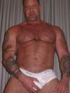 Sexy hairy dad @daddybear1