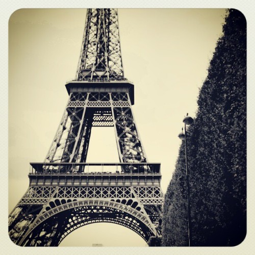 #paris #tower #France #romantic