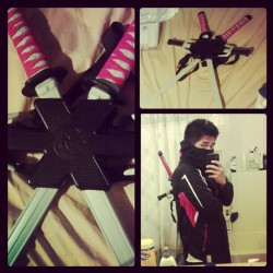 Next years Halloween costume lol #ninja #kungfu #lateforhalloween