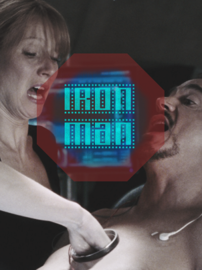 superpunch2:  drdang:  Best poster ever?  hipster-movie-posters:  IRON MAN by David Hoh (saltandpeppercomics/nidothings)   Via.
