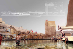 Piraeus Museum of Underwater Antiquities by Studio Touraine/LABTOP/Tajima 2012