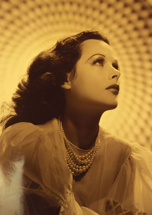 "the-asphalt-jungle:  Happy birthday, Hedy Lamarr - (November 9th, 1913 - January 13th, 2000) ""I am a sworn enemy of convention. I despise the conventional in anything, even the arts."""