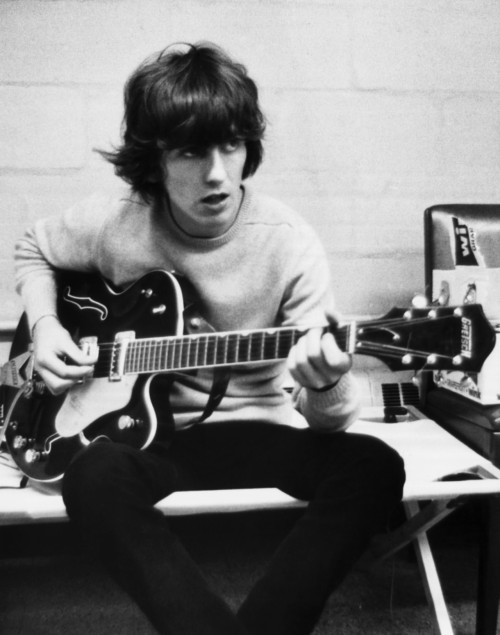 bohemea: George Harrison