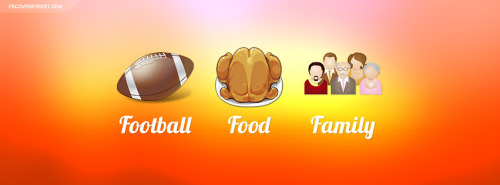 Football Food Family