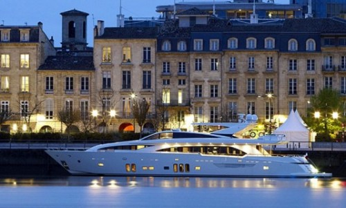 superyachts:  Guy Couach