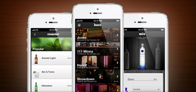 App enables mobile drinks ordering at recommended cocktail bars The Netherland's Your Smart Butler has already taken a step into the world of mobile food ordering, and now Coaster is doing the same for cocktail bars in San Francisco, acting as a curated recommendation service in the process. READ MORE…