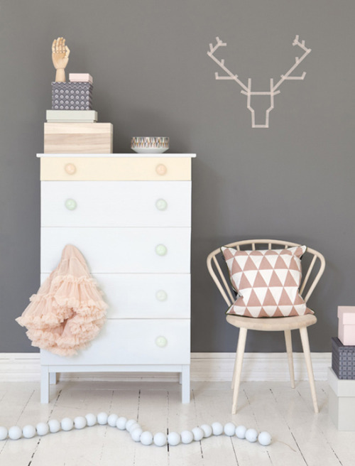 Lottie Loves… Pastel Interior Styling