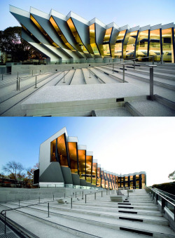 infiniteinterior:  ANU Medical Canberra by Lyons Architecture (via SkyscraperCity)
