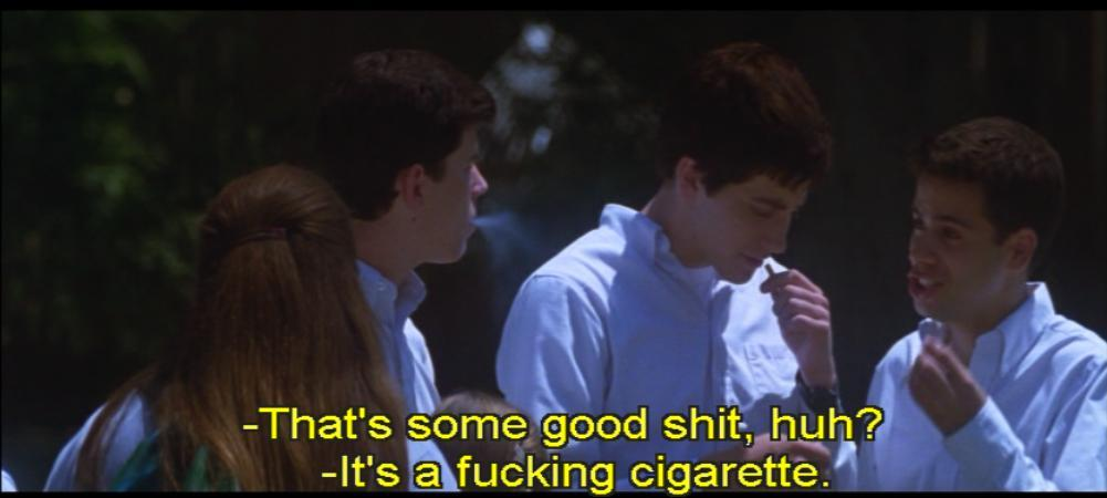 How I feel about smoking with fuckboys