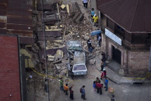 Guatemala Earthquake Turns Deadly: At Least 52 Dead, Many Crushed in Homes Damage reports are now pouring in from the 7.4-magnitude earthquake that struck Guatemala on Wednesday morning November 7, and at least 50 people have been reported dead, with many others still unaccounted for in the mostly indigenous village of San Marcos and its surrounding region.