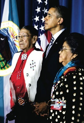 Saving the Republican Brand in Indian Country The Republican Party doubled the number of American Indian tribal members serving in Congress, from one to two. Markwayne Mullin will join Tom Cole as a member of Oklahoma's congressional delegation. Mullin is a member of the Cherokee Nation and Cole is a citizen of the Chickasaw Nation.