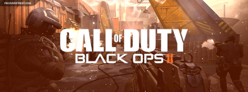 Call Of Duty Black Ops II Facebook Covers