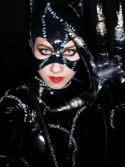 Catwoman Submitted by Eleonora