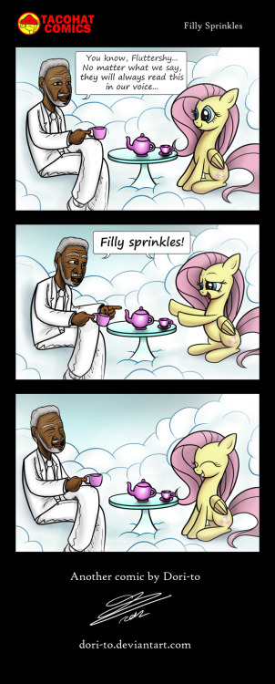 Filly Sprinkles by *CzudakX