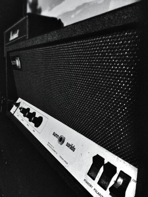 The best amps I've played came out of the late 60's.