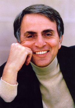 herochan:  Happy 78th Birthday Carl Sagan!