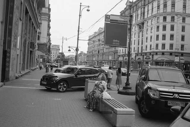 * on Flickr. Moscow streets, Summer 2012.
