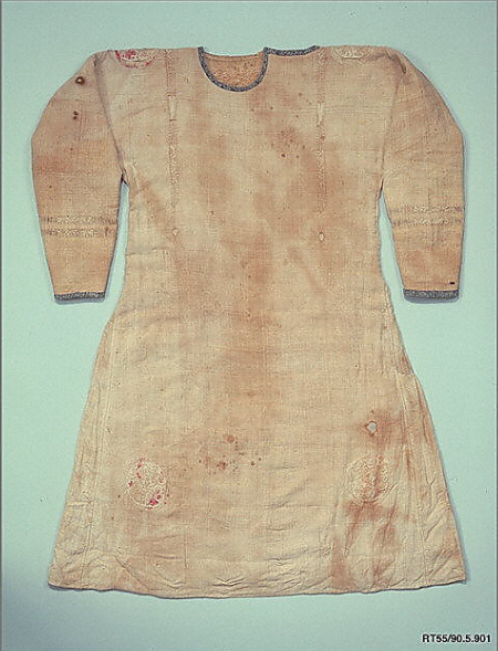 tunic, 5th-6th century, egypt.