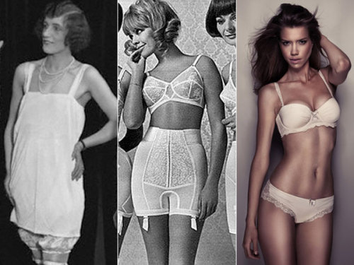 The Evolution Of Undies In 10 Photos