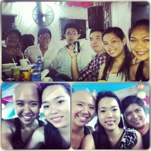 Friday night with awesome people :)) <3 OC family @lauracua @liao0421 @haniebernardo @czsantos many many more fun moments and memories to come!