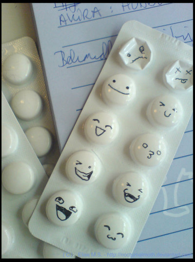 … I'm so doing this to my pills.