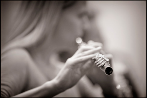acomposersthoughts:  For our flutists out there. Photograph By: Sim Canetty-Clarke
