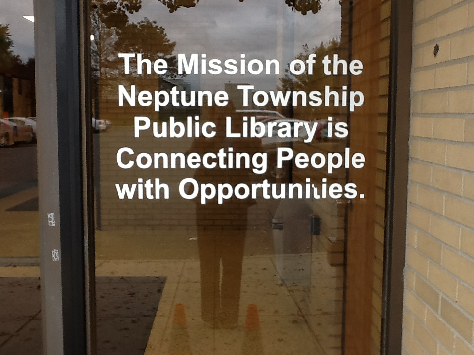 The Neptune Township's Mission Statement says it all for me - the opportunities are infinite.