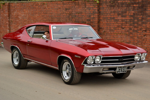 Ain't no other way Starring: '69 Chevrolet Chevelle (by Charles Dawson)