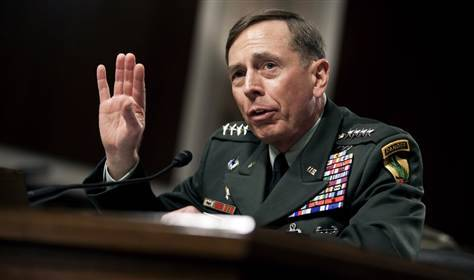 breakingnews:  JUST IN: CIA Director Petraeus resigns, citing extra-marital affairCIA Director David Petraeus has submitted his letter of resignation to President Obama, citing an extra-marital affair, msnbc's Andrea Mitchell reports.Photo: Then-U.S. Army Gen. David Petraeus speaks during his confirmation hearing before the Senate Armed Services Committee on Capitol Hill in June 2010. (Brendan Smialowski / Getty Images)  O_o