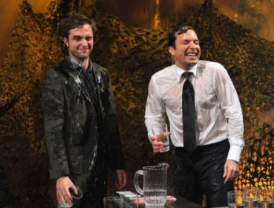 Robert Pattinson was a guest on Late Night With Jimmy Fallon last night…watch his appearance here…