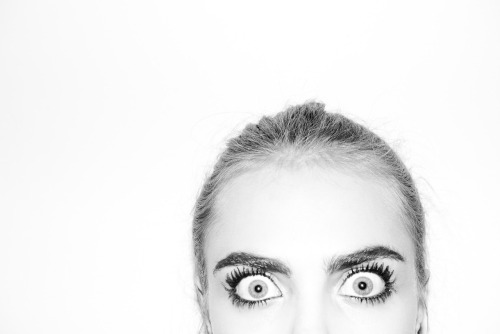 Cara Delevingne at my studio #17