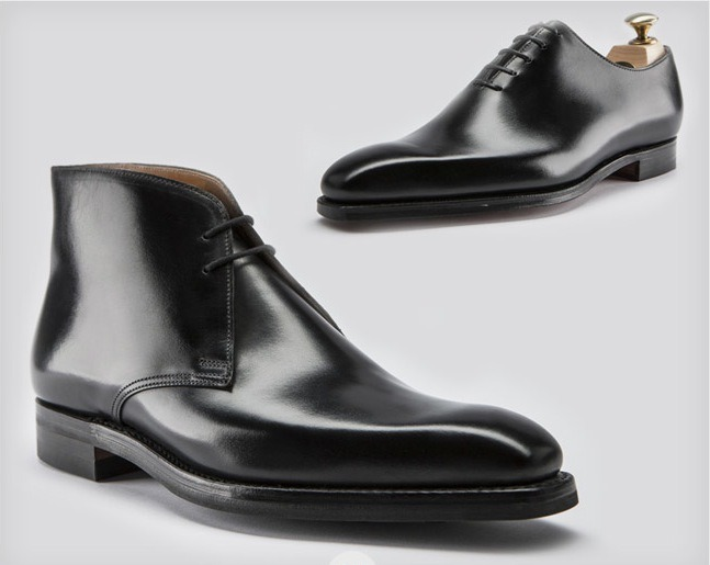 Something stylish for your feet from Crockett & Jones.