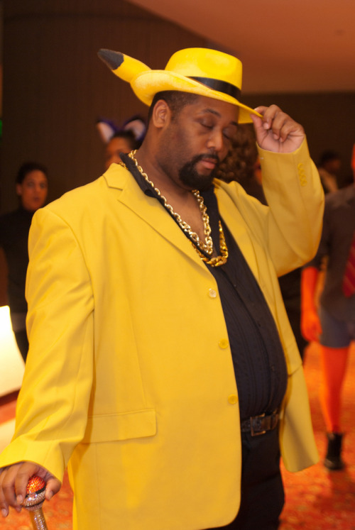cosplayingwhileblack:  X Character: Pikachu Series: Pokemon  Speechless. You win everything.